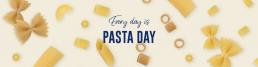 Giornata mondiale della pasta - Pastificio Liguori