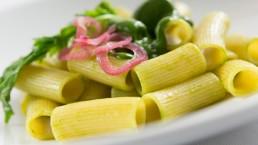 Pasta con cime di rapa e cipolla rossa - Pasta Liguori
